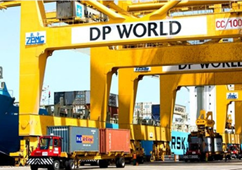 DP World Crane
