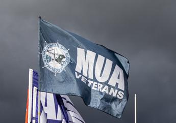 MUA Veterans Flag