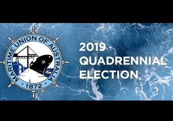 2019 Quadrennial Elections